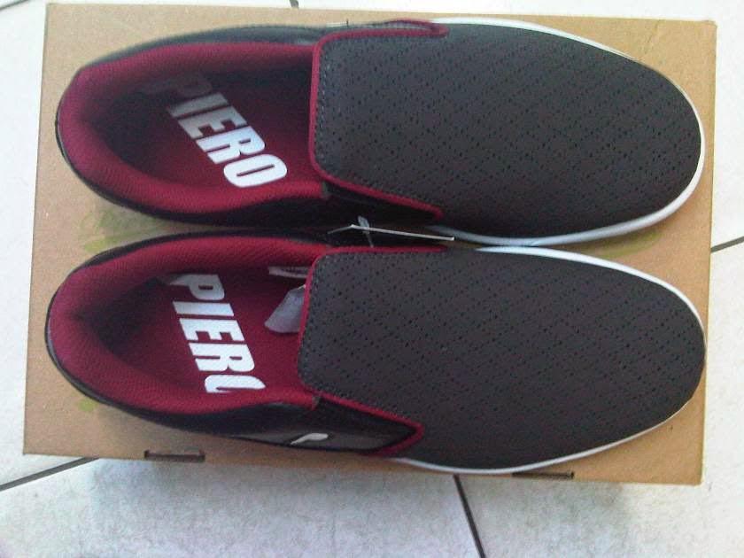 TasampSepatu Sepatu Piero Model Terbaru