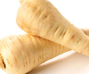 Parsnips Nutrition Facts