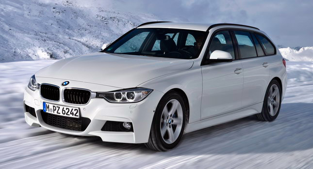 Bmw Releases New Engines For 3 Series Touring And 10 New