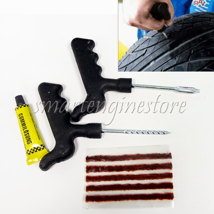 tubeless tire repair instructions