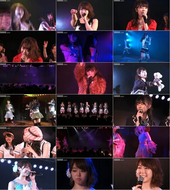 "(LIVE)(公演) AKB48 チーム4 ""アイドルの夜明け"" 峯岸みなみの生誕祭 141113 & 141117 & 141122"