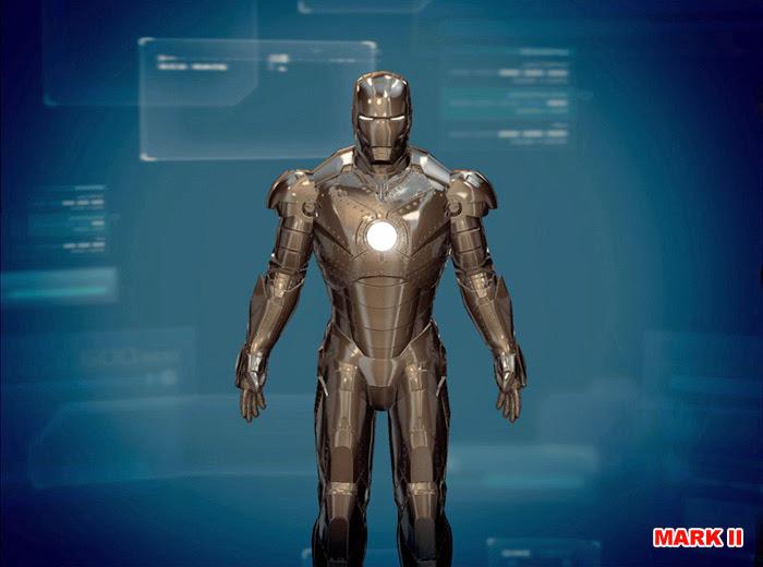 Chiêm ngưỡng những bộ siêu giáp trong Iron Man 3 - Ảnh 1