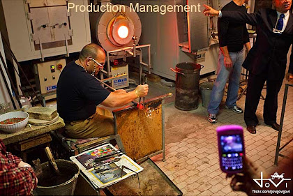 production management meaning definition importance
