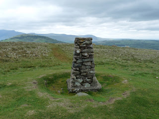 Little Mell Fell Summit