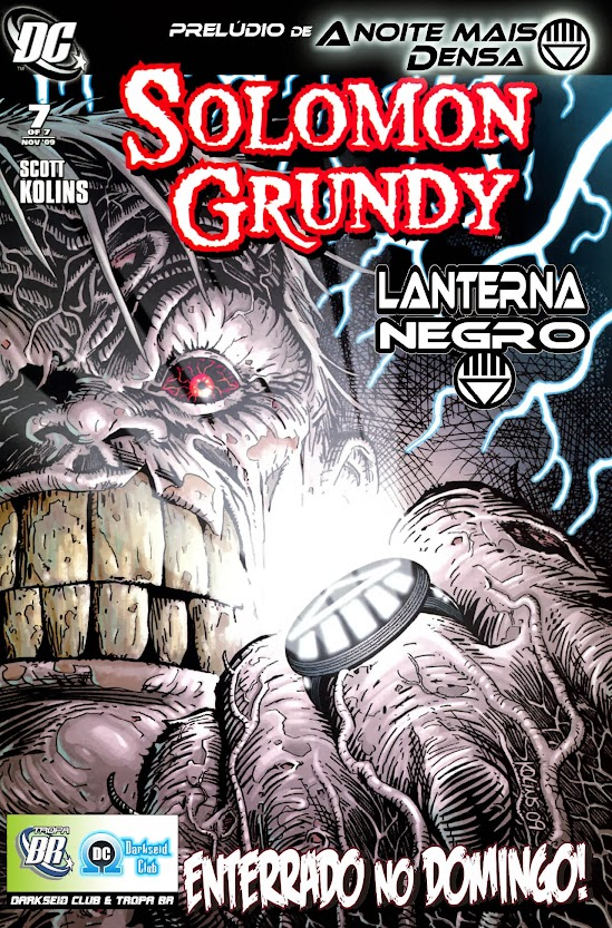 Prelúdio: Solomon Grundy #07