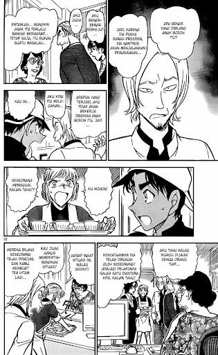 Detective Conan 782 page 10