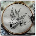 Modern cross stitch designs