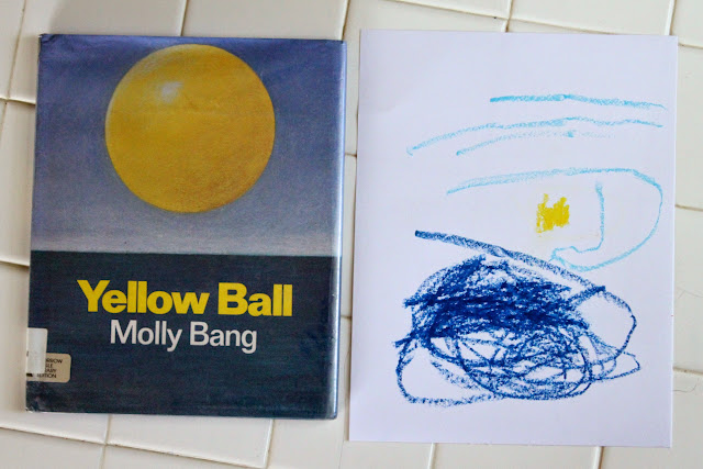 yellow ball picture