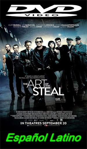 El arte del robo (2013) DVDRip Esp. Latino [Firedrive]