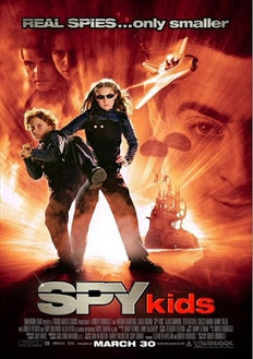 Điệp Viên Nhí 1 - Spy Kids 1