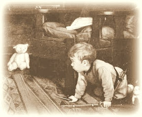 The Teddy Bear and The War Years