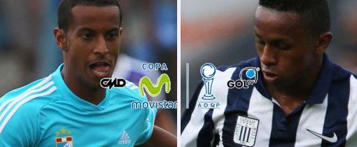 Sporting Cristal vs Alianza Lima en Vivo - Copa Movistar