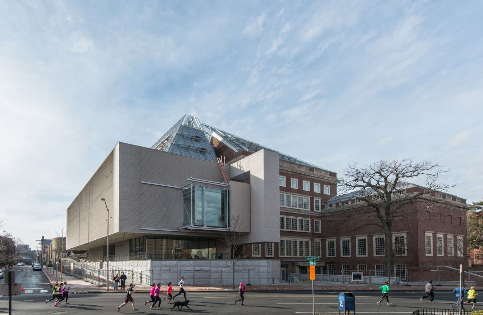 Harvard Art Museums Expansion by Renzo Piano Open