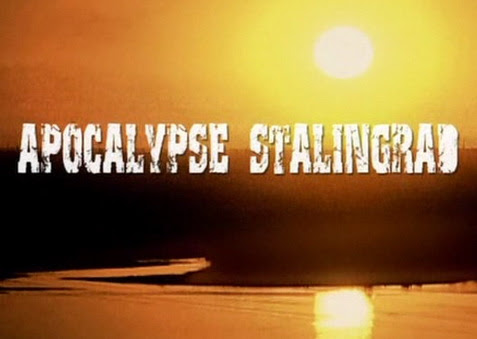 Zag³ada Stalingradu /  Apocalypse Stalingrad (2009) PL.TVRip.XviD / Lektor PL