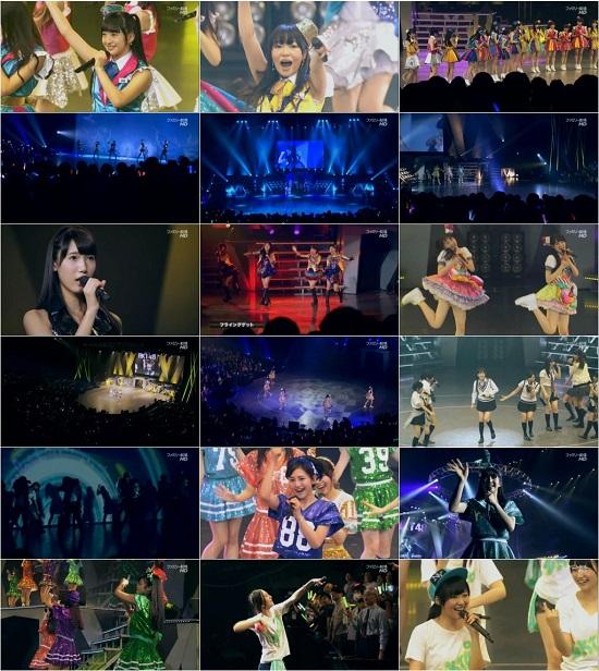 (TV-Variety)(1080i) AKB48グループ 冬だ!ライブだ!ごった煮だ!~遠征出来なかった君たちへ~HKT48昼公演 150621