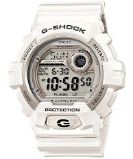 Jam Tangan Pria Sporty Hitam Gold Casio G-Shock : GA-400GB-1A9