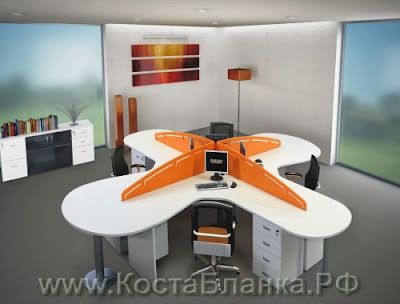офис, КостаБланка.РФ