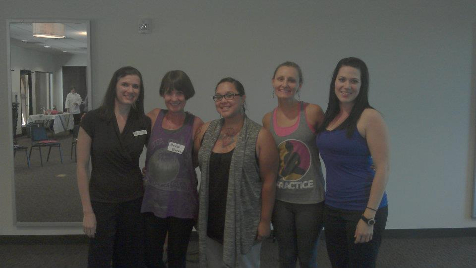 We had a great time at PCOS Boot Camp!