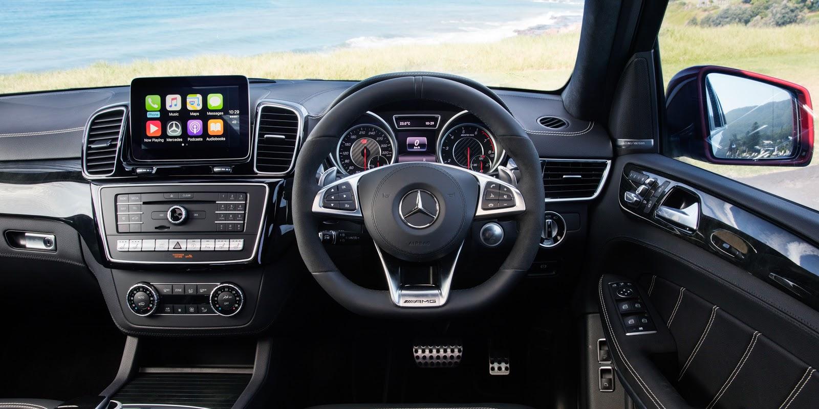 Nhiều tính năng thông minh, hiện đại được tích hợp trên xe