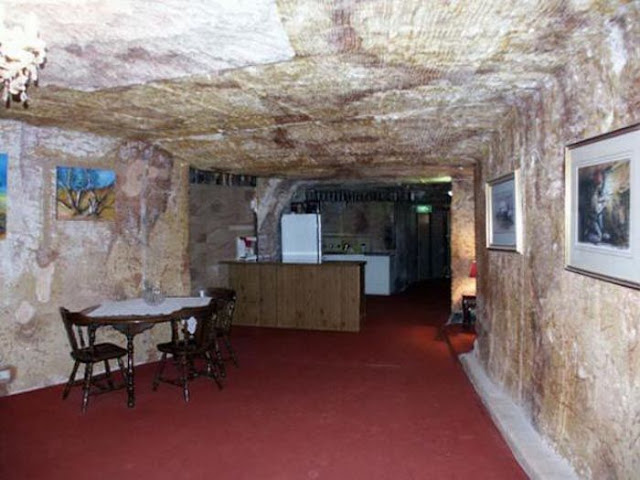 Underground Town in South Australia Seen On www.coolpicturegallery.us