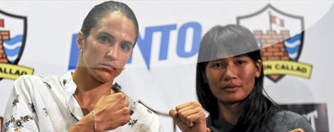 Kina Malpartida vs. Tailandesa