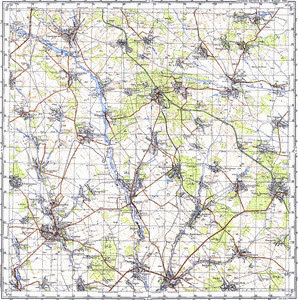 Map 100k--m35-117--(1983)