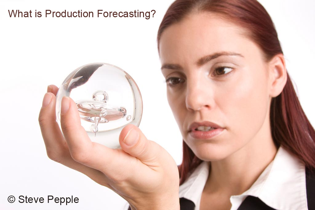 production forecasting Generating reliable production forecasts for multi-fractured horizontal wells drilled in low permeability reservoirs is a challenge currently facing our.
