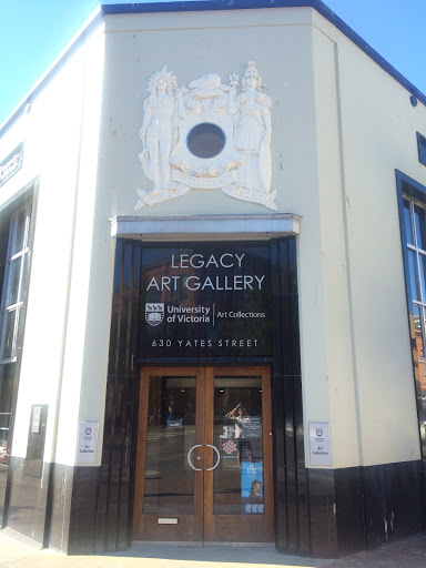 Legacy Art Gallery, 630 Yates St, Victoria, BC V8W 1K9, Canada, Art Gallery, state British Columbia