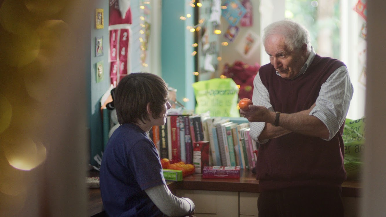 "Co-Operative Food ""Here For You For Life"" Christmas Advert"