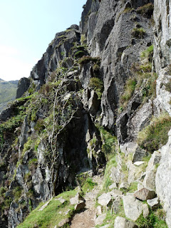 Looking up next section of Jacks Rake