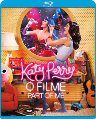 Filme Poster Katy Perry O Filme: Part of Me BDRip XviD Dual Audio & RMVB Dublado