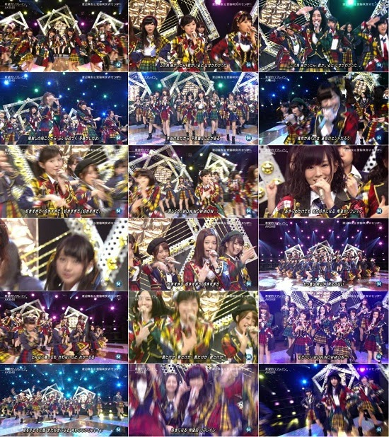 (TV-Music)(1080i) AKB48 part – Music Station 141121