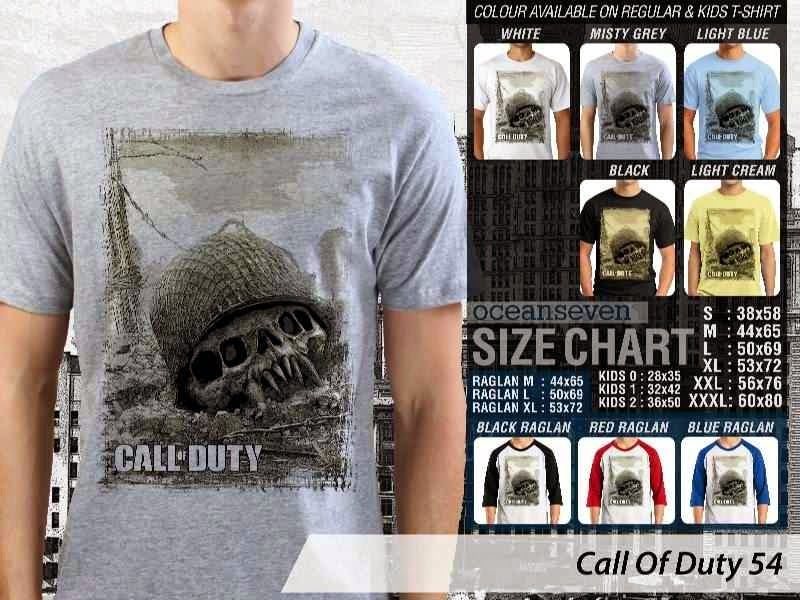 KAOS cod Call Of Duty 54 Game Series distro ocean seven