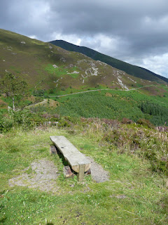 Skiddaw slopes from Dodd Viewpoint