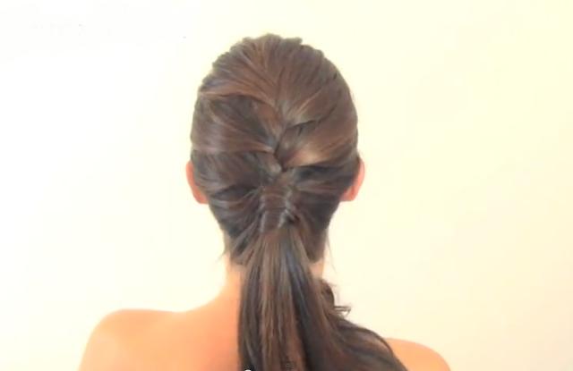 Peinados Sencillos De Diario Paso A Paso