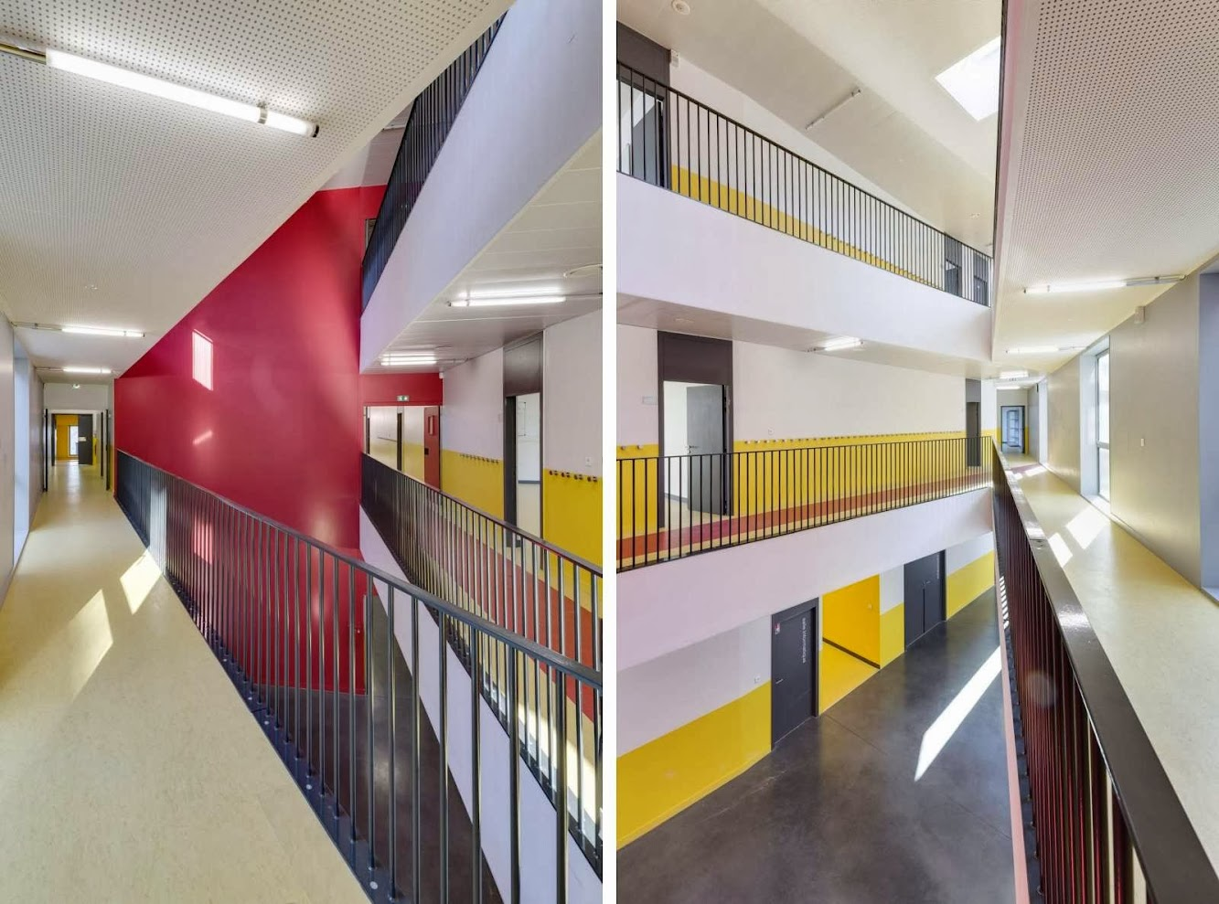 Docks school by Mikou design studio