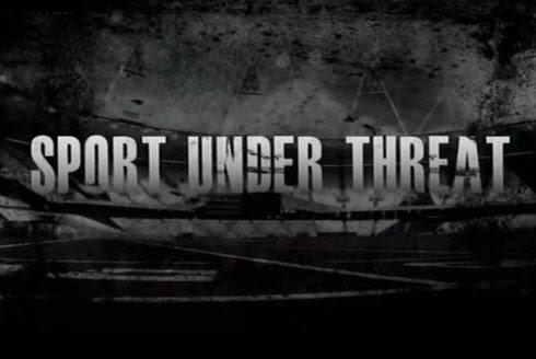 Sport na celowniku / Sport Under Threat (2012) PL.TVRip.XviD / Lektor PL