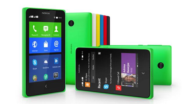 Nokia X - Spesifikasi Lengkap dan Harga - Ponsel Nokia Android