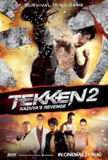 Thiết Quyền 2: Kazuya Trả Thù