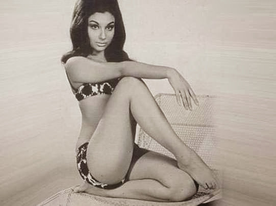 The Inventor of the Bollywood Bikini - Sharmila Tagore was the first actress from Bollywood to wear a bikini on-screen