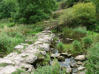 Bridge in Lathkill Dale