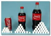coca cola, zucchero