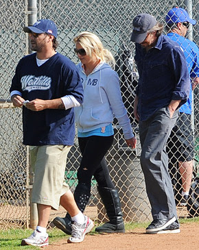 Britney Spears and Kevin Federline Back Together