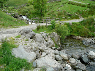 Bridge over Hayeswater Gill