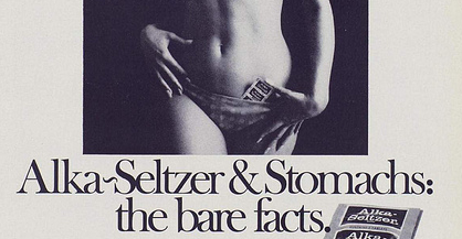 11 Classic Alka Seltzer Ads