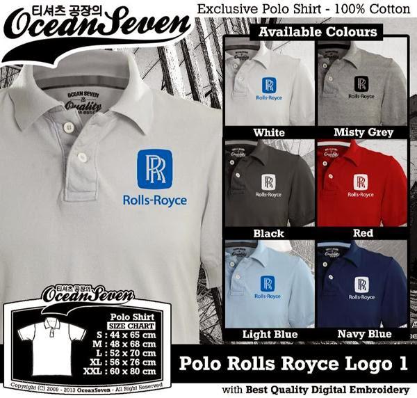 POLO Rolls Royce Logo distro ocean seven