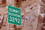 White Pass Summit - Klondike Highway, AK