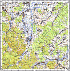 Map 100k--m35-109--(1981)