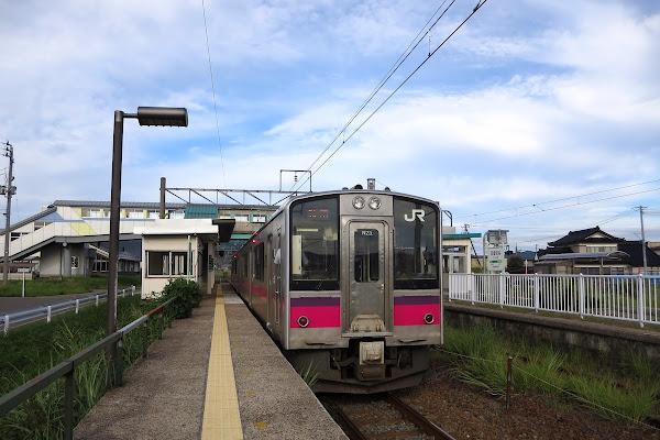 羽後岩谷駅