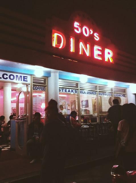 50's Diner Baguio
